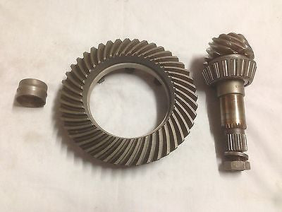 CWP2 MG MGB MKII SALISBURY/TUBE DIFF CROWN WHEEL & PINION 3.9 - MG Sales & Service - 1