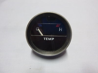 TEMPGAUGE1 MG MGB TEMPERATURE GAUGE LATE RUBBER NOSE - 1976 1/2 ONWARDS - MG Sales & Service - 1