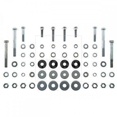 321-898 GBK2109X MG MGA REAR BUMPER BOLT KIT - MG Sales & Service