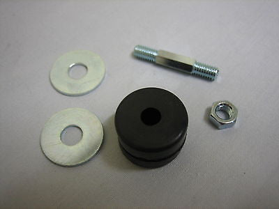 145-640 MG MGB WIPER MOTOR MOUNTING RUBBER PLUS PIN AND WASHERS - MG Sales & Service