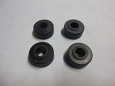 31G1155 MINI MORRIS MOKE LEYLAND CLUBMAN TIE BAR BUSHES x4 - MG Sales & Service