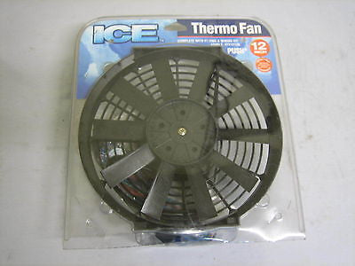 "ICEFAN ICE 12"" THERMATIC THERMOFAN NEW RADIATOR - MG Sales & Service - 1"