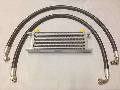 235-925K1 MG MGB 13 ROW OIL COOLER & HOSE KIT - EARLY MODELS 62-67 - MG Sales & Service