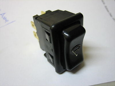 141-825A BHA5110 MG MGB MINI 2 SPEED WIPER SWITCH NEW - MG Sales & Service - 1