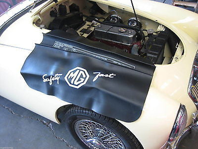 241-725 GAC2008 MG MGB MGA MGC FENDER GUARD COVERS MINI - MG Sales & Service - 1