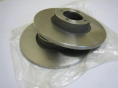 182-170V8 MG MGB V8 DISC BRAKE ROTOR x2 REDUCED TO CLEAR - MG Sales & Service - 1