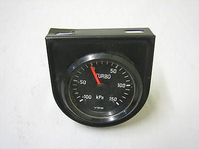 "VDOTURBO VDO TURBO BOOST GAUGE 2"" IN NEW CONDITION - MG Sales & Service - 1"