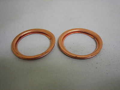 324-800 MG MGA/MGB 3/4 CRUSH WASHER x2 - MG Sales & Service