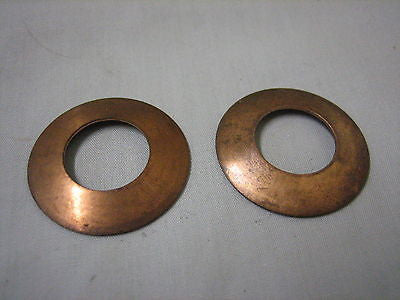 265-270 MG MIDGET/SPRITE DISHED DIFFERENTIAL WASHERS - PAIR - MG Sales & Service