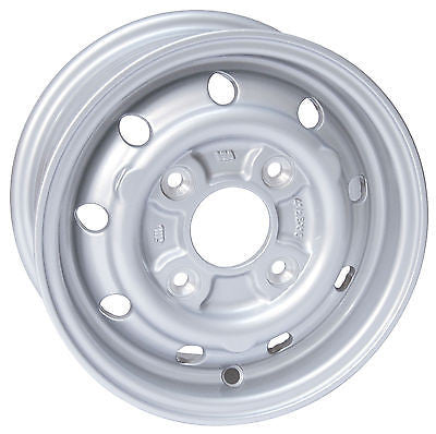 CLASSIC MINI 4.5X10 ALLOY WHEELS COOPER S  STYLE  GAC8215X SET X 4 - MG Sales & Service - 1