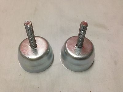 662-030 BTC392 MG MGB MGC WIRE WHEELS GREASE CAP x2 - MG Sales & Service - 1
