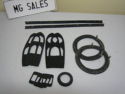 MG MGB GT RUBBER NOSE BODY RUBBER KIT - MG Sales & Service