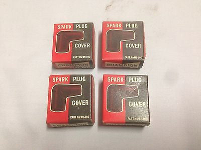 171-621 MG MGA CHAMPION SPARK PLUG CLIPS - SET OF 4 - MG Sales & Service - 1