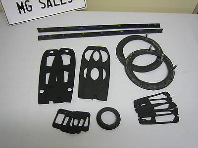MG MGB GT MKI MKII BODY RUBBER KIT - MG Sales & Service