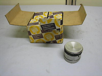 "HEPPIS MG SPRITE/MIDGET HEPOLITE PISTON 0.40"" SET - MG Sales & Service - 1"