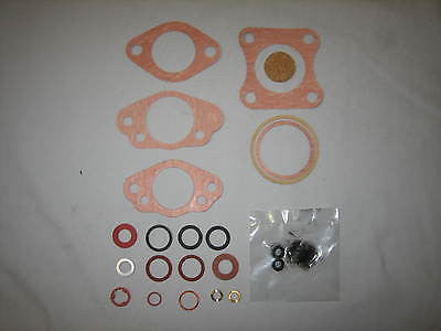 298-228 MG MGA TD TF   SINGLE CARBY GASKET KIT SU H2 H4 H6 - MG Sales & Service