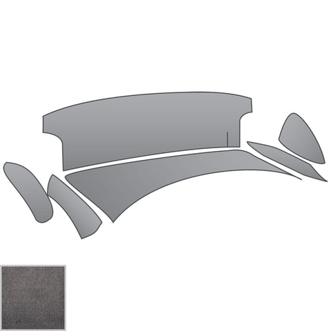 242-915 MGA GREY REAR DECK CARPET KIT