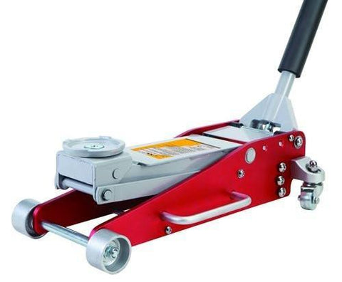 T825011CL LOW PROFILE ALLOY-STEEL COMBO FLOOR JACK 2TON
