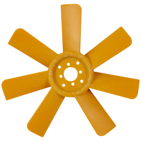 434-340 12H4744 7 BLADE PLASTIC FAN ASSEMBLY