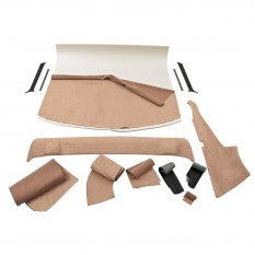 643-905 643-905 ROOF LINING KIT TAN MGB