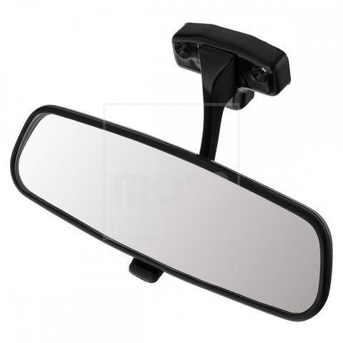 165-115 BHA4960 BLACK INTERIOR MIRROR