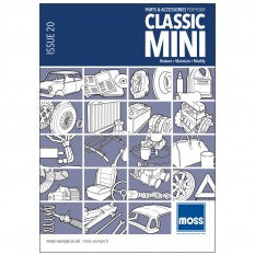 CLASSIC MINI  CATALOGUE MOSS