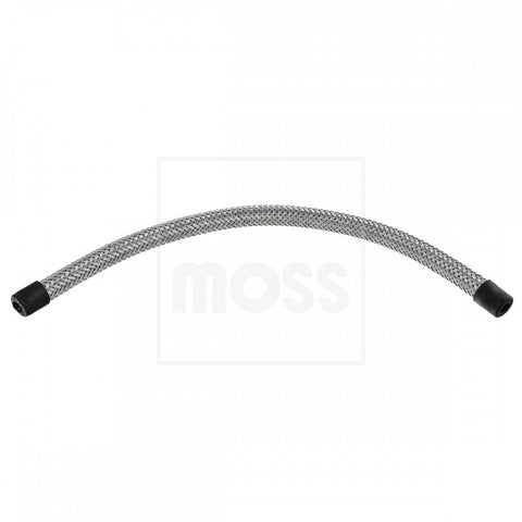 "376-910 GGT106 14"" STAINLESS STEEL FUEL LINE"
