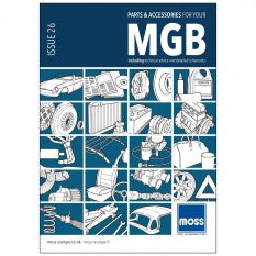 MG B CATALOGUE MOSS