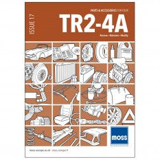 TR2 - 4A CATALOGUE MOSS