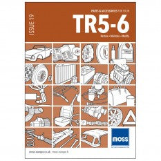 TR5 - 6 CATALOGUE MOSS