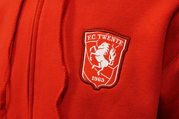 Vest Rood - Junior