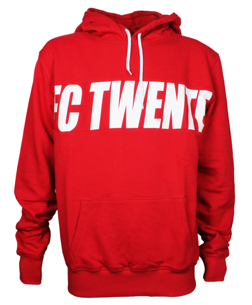 Sweater Capuchon Rood Senior