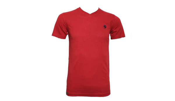 T-shirt Ros Rood