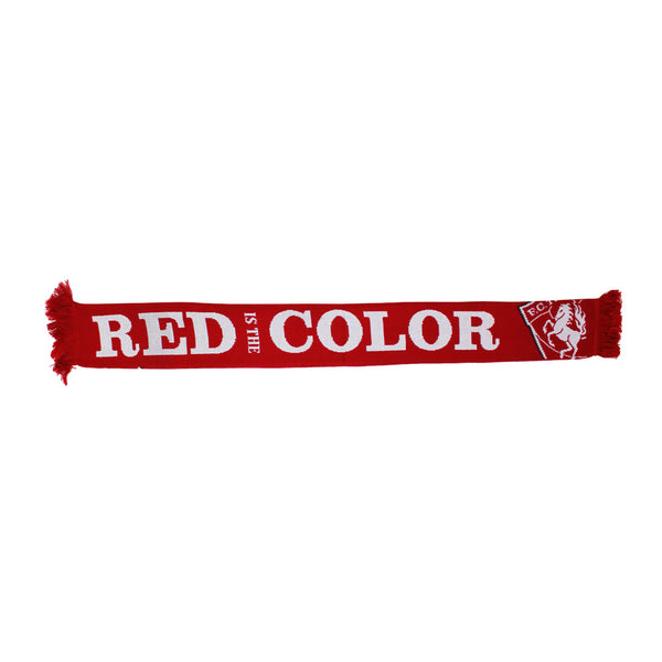 Sjaal Red is the color - FC Twente