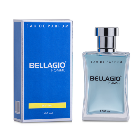 Bellagio EDP Stamina (Green, 100ml)