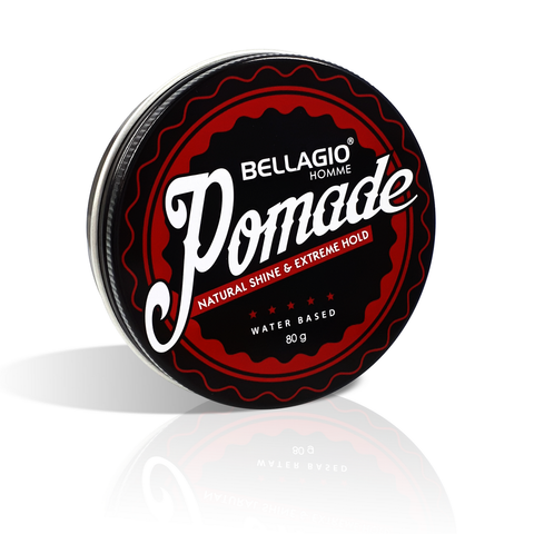 Bellagio Homme Natural Shine & Extreme Hold Pomade