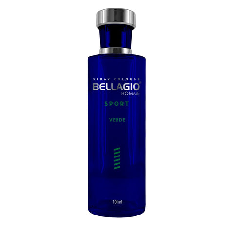 Bellagio SPORT Cologne Green (VERDE) 100ml