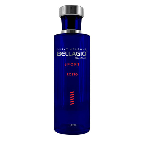 Bellagio SPORT Cologne Red (ROSSO) 100ml