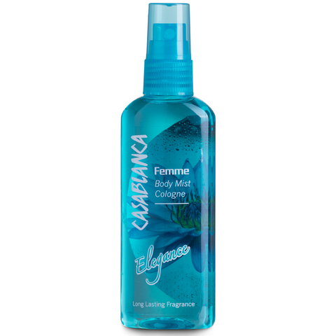 Casablanca Body Mist Elegance (Tosca, 100ml)