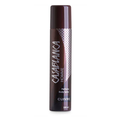 Casablanca Body Spray Cuivre (Copper, 100ml)