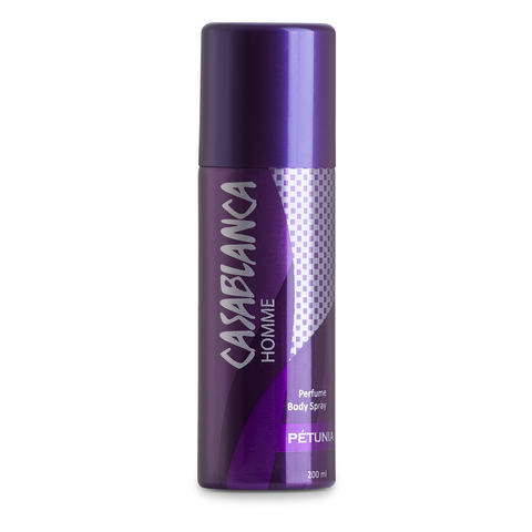 Casablanca Body Spray Petunia (Dark Violet, 200ml)
