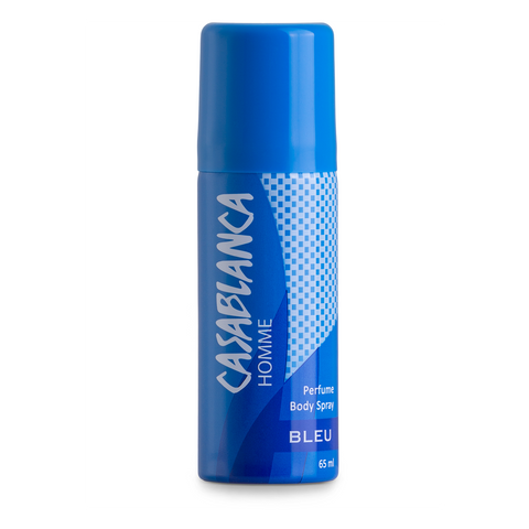 Casablanca Body Spray Bleu (Blue, 65ml)