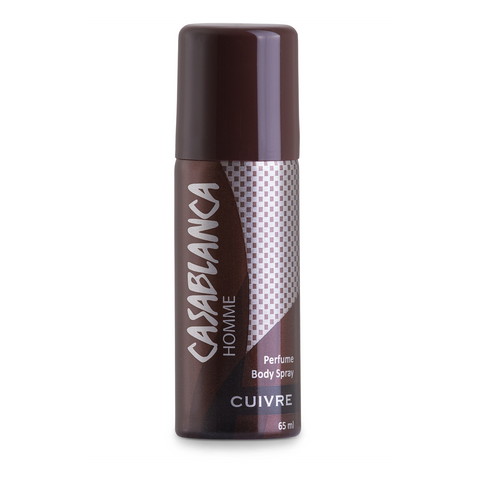 Casablanca Body Spray Cuivre (Copper, 65ml)