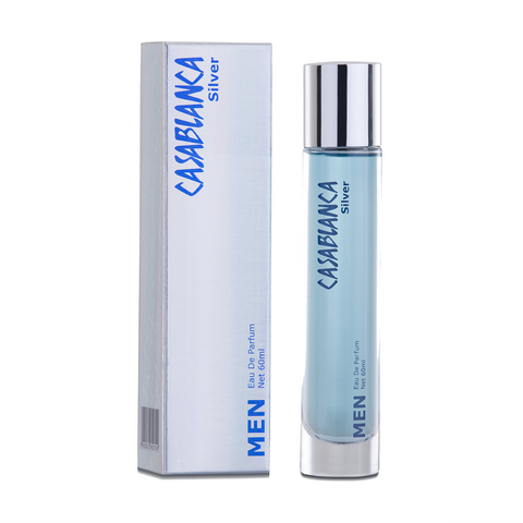 Casablanca EDP Premium Silver for Men (60ml)