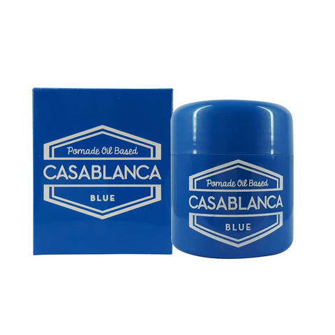 Casablanca Oil-Based Pomade - Blue (50g)