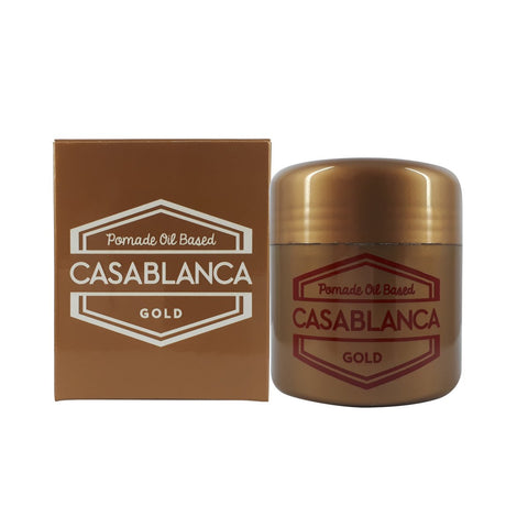 Casablanca Oil-Based Pomade - Gold (50g)