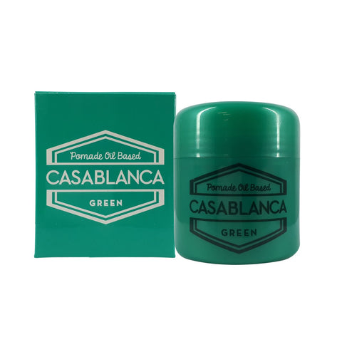 Casablanca Oil-Based Pomade - Green (50g)