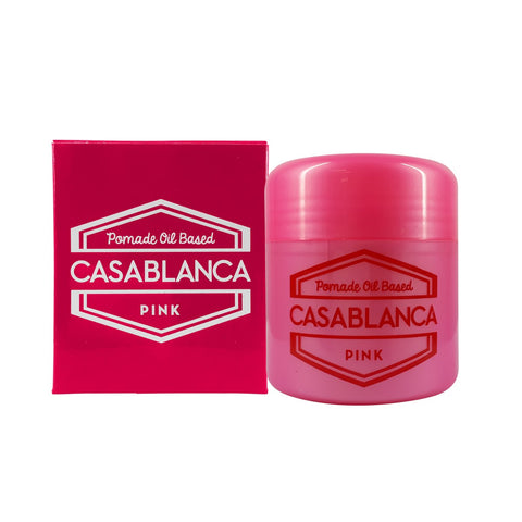 Casablanca Oil-Based Pomade - Pink (50g)