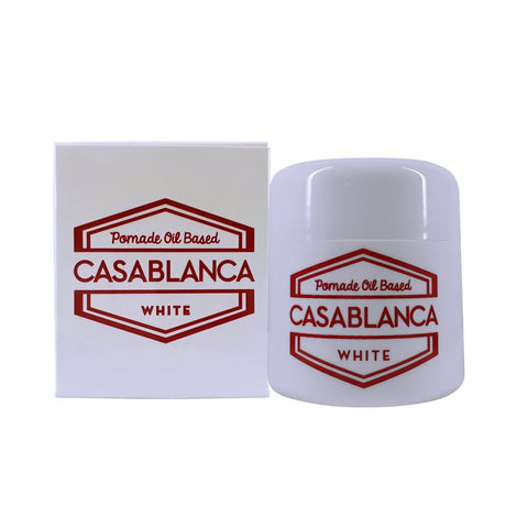 Casablanca Oil-Based Pomade - White (50g)
