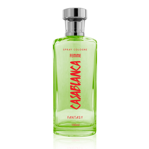 Casablanca Spray Cologne GLASS Femme Green (Fantasy) 100ml